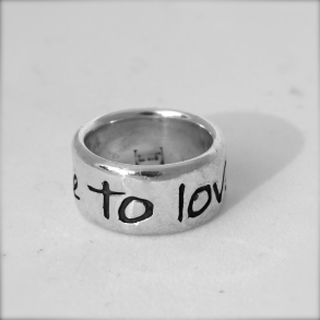 slave to love ring