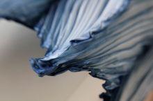 arashi shibori detail